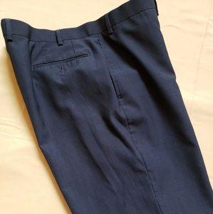 Michael Kors charcoal grey mens dress pants